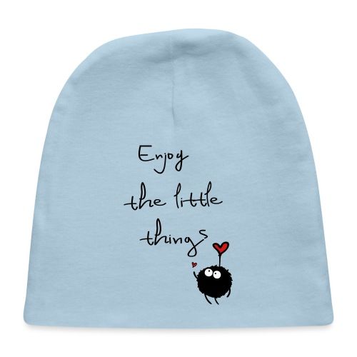 enjoy the little things - Baby Cap