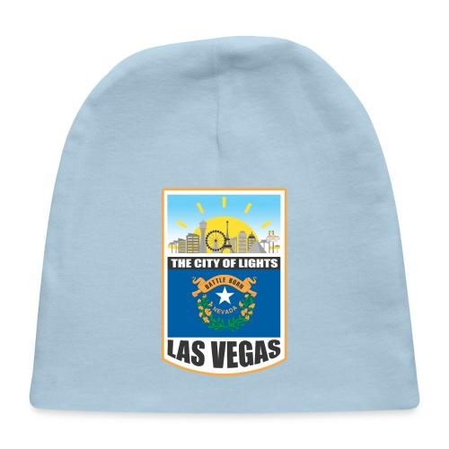 Las Vegas - Nevada - The city of light! - Baby Cap