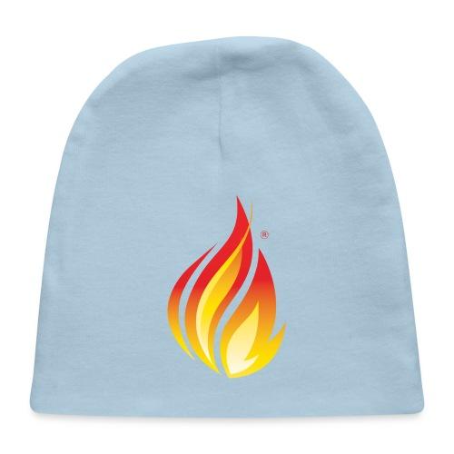HL7 FHIR Flame Logo - Baby Cap