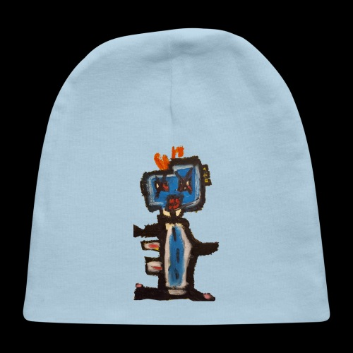 GIANT AWESOME ROBOT! - Baby Cap
