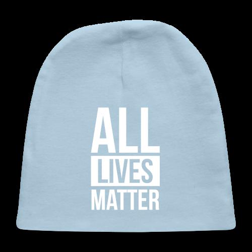 All Lives Matter - Baby Cap