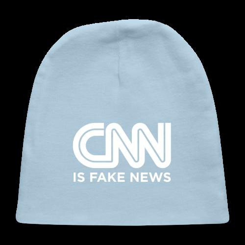 CNN Is Fake News - Baby Cap