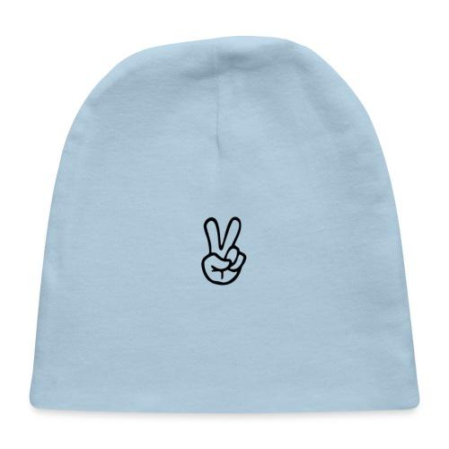 Peace J - Baby Cap
