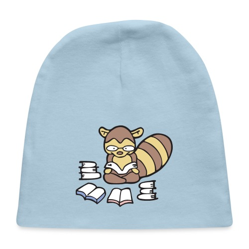 Reading Raccoon - Baby Cap
