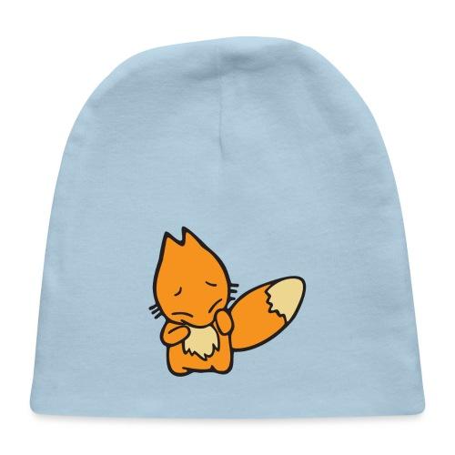 Scaredy Fox - Baby Cap