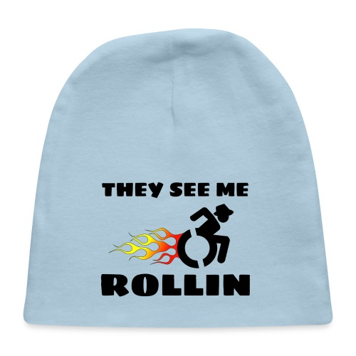 They see me rolling, for wheelchair users, rollers - Baby Cap