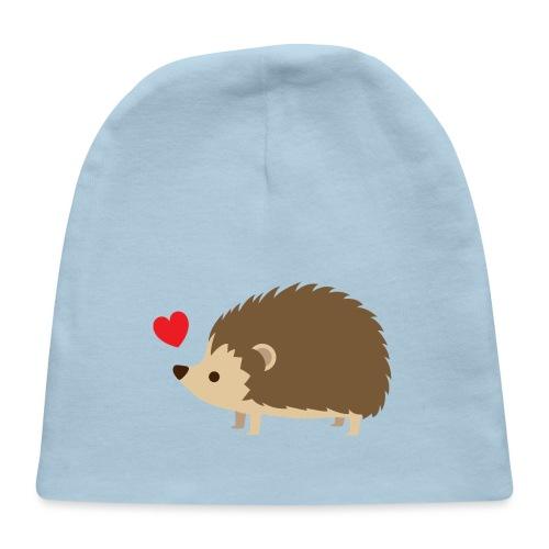 Hedgehog with Heart - Baby Cap