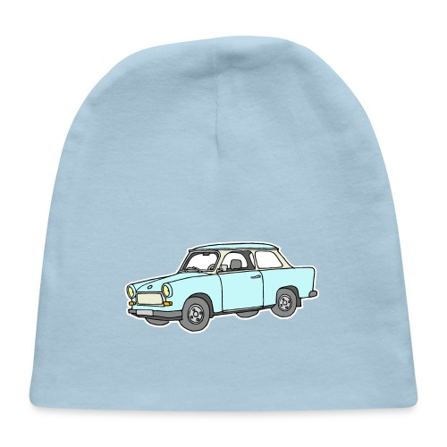 Trabant (lightblue) - Baby Cap