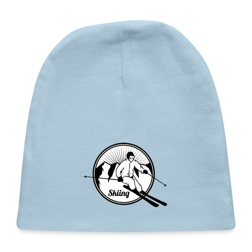 Extreme Winter Sports on Snow - Baby Cap