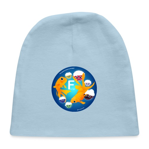 The Babyccinos The Letter F - Baby Cap