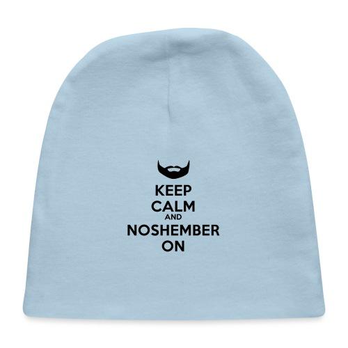Noshember.com iPhone Case - Baby Cap
