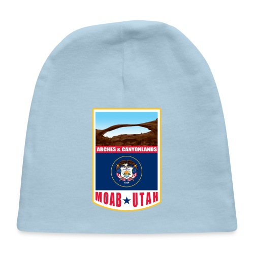 Utah - Moab, Arches & Canyonlands - Baby Cap