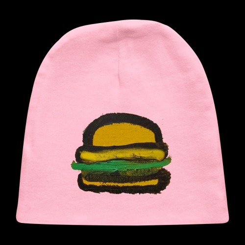 BIG DELICIOUS ART BURGER! - Baby Cap