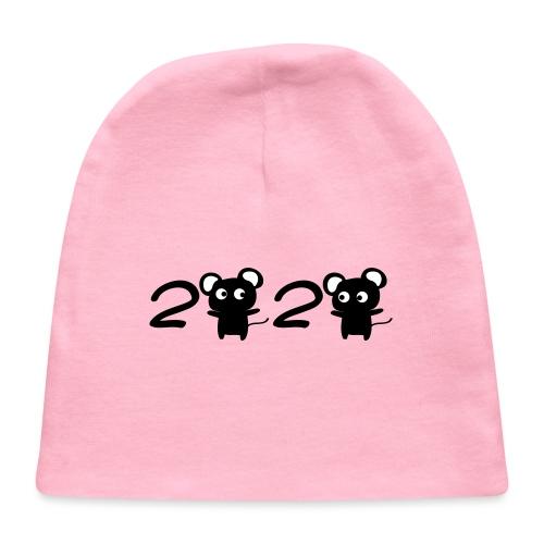 2020 year of rat - Baby Cap