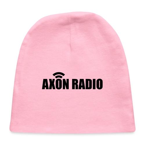 Axon Radio | Midnight label apparel - Baby Cap