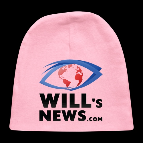 WILL'S NEWS SQUARE LOGO JUNK! - Baby Cap