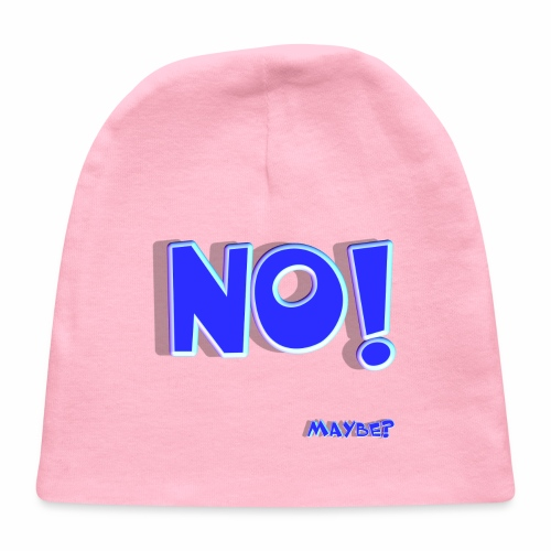 No Well Maybe - Baby Cap