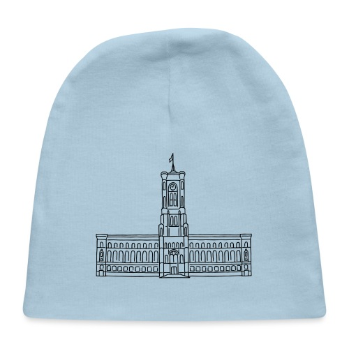 Red City Hall Berlin - Baby Cap