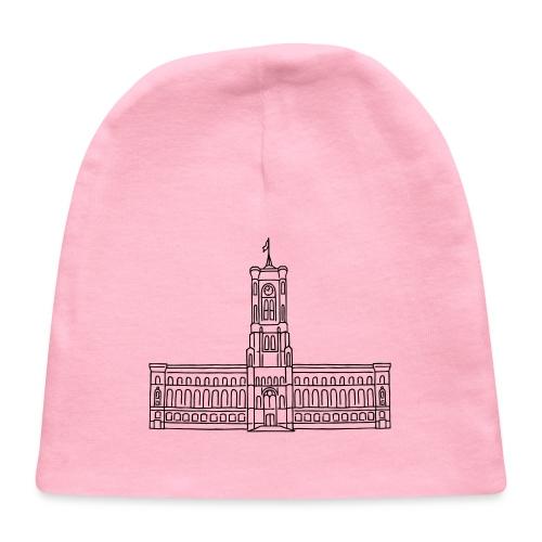 Red City Hall Berlin - Baby Cap