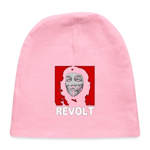Anonymous Che Revolt Mugs & Drinkware - Baby Cap