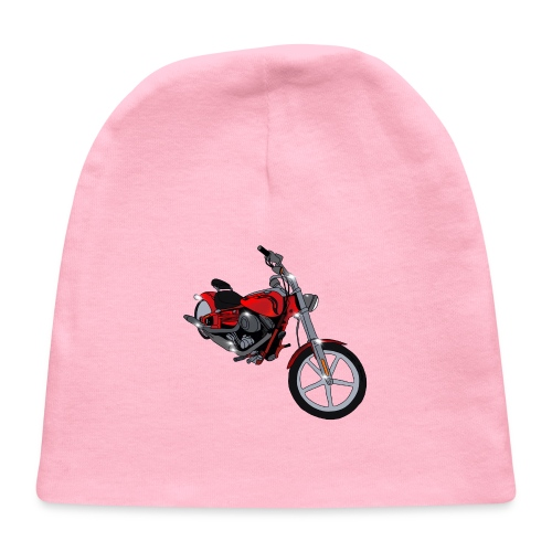 Motorcycle red - Baby Cap