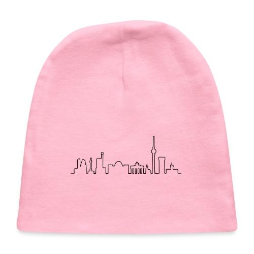 Skyline of Berlin - Baby Cap
