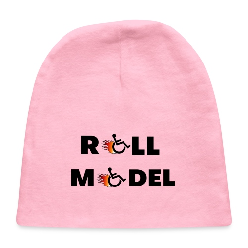 Roll model in a wheelchair, for wheelchair users - Baby Cap