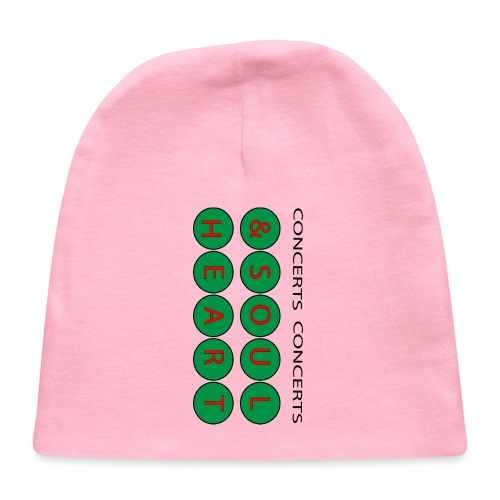 Heart & Soul Concerts Money Green - Baby Cap