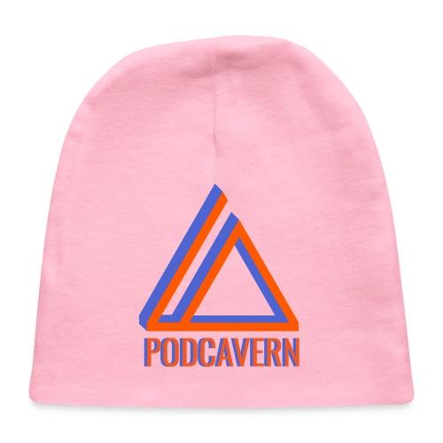 PodCavern Logo - Baby Cap