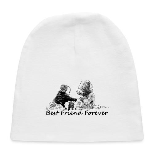 Best Friend Forever (boy) - Baby Cap