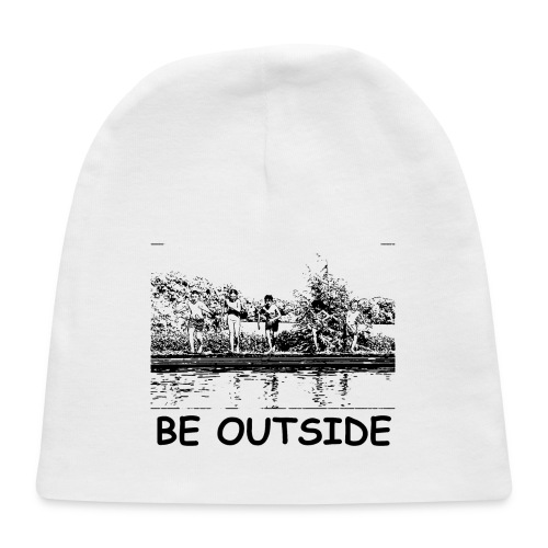 Be Outside - Baby Cap