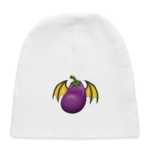 Eggplant Logo - Baby Cap