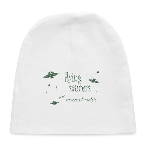 CE3_-_Flying_Saucers - Baby Cap