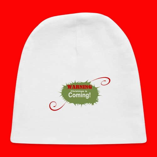 Christmas_is_Coming - Baby Cap