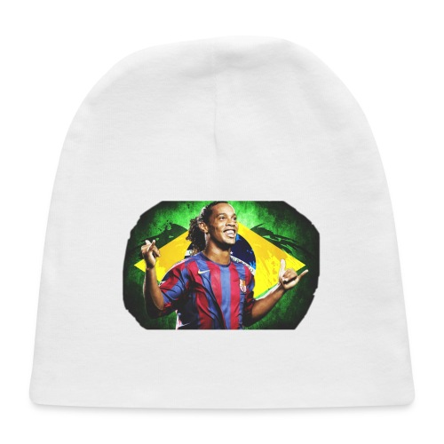 Ronaldinho Brazil/Barca print - Baby Cap