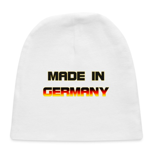 Made in Germany - Baby Cap