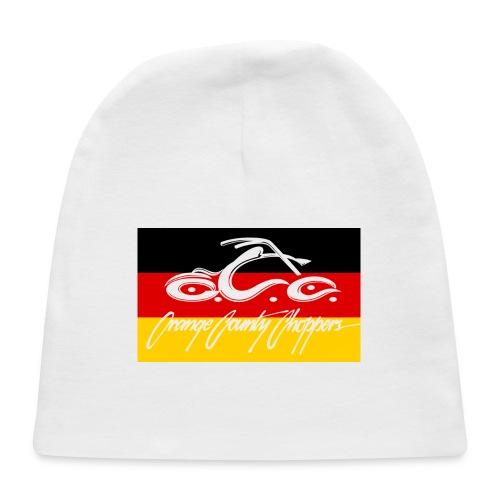 OCC German Flag - Baby Cap