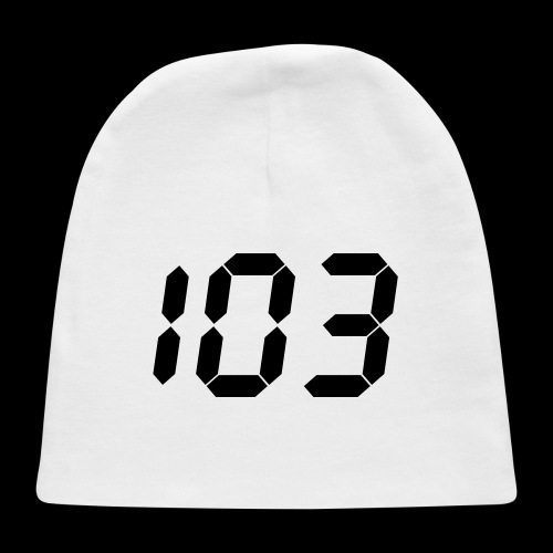 perfect 103 - Baby Cap