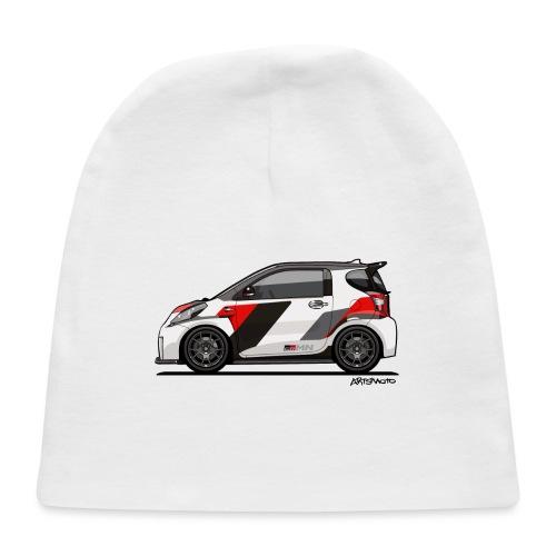 Toyota Scion GRMN iQ Concept - Baby Cap