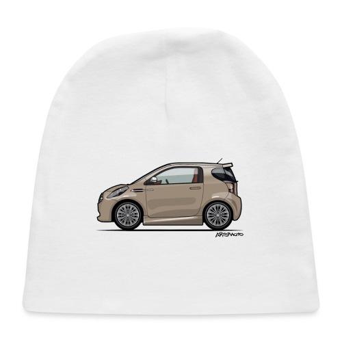 AM Cygnet Blonde Metallic Micro Car - Baby Cap