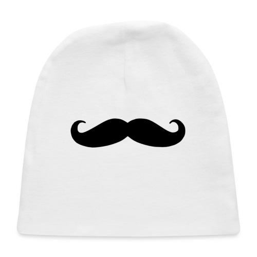 mustache - Baby Cap