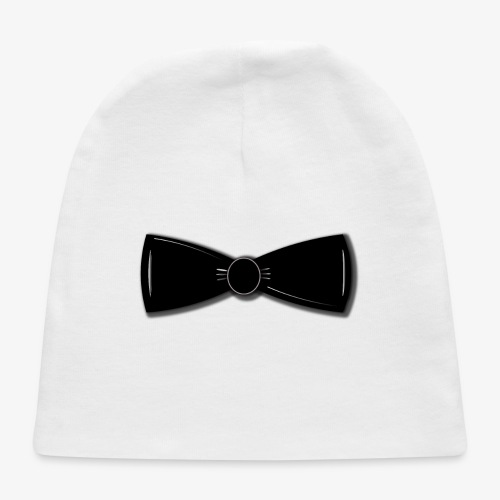 Tuxedo Bowtie - Baby Cap