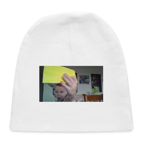 the paper golden shirt - Baby Cap