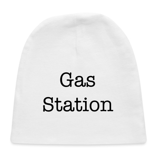 Gas Station baby gift - Baby Cap