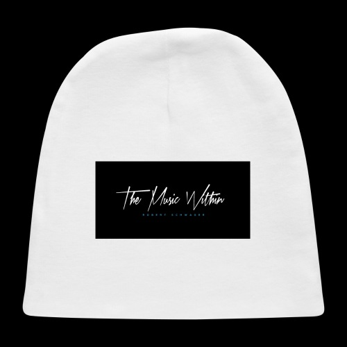 the music within mens hoodie - Baby Cap