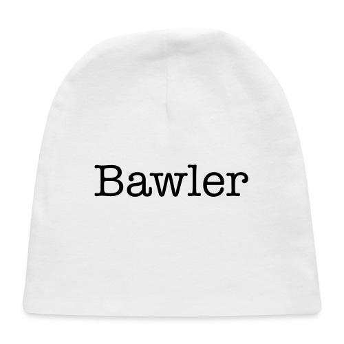 Bawler Baby shower gift - Baby Cap