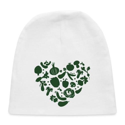 Veggie Love - Baby Cap