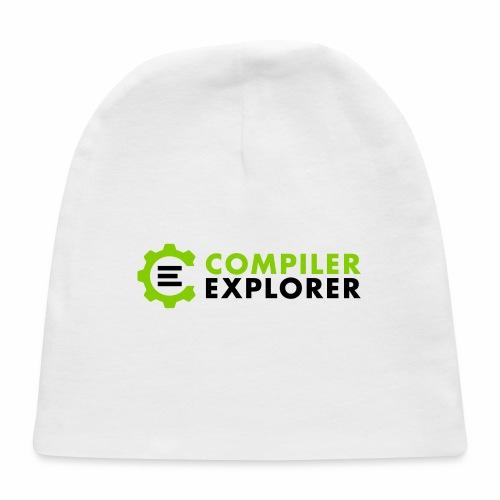 Compiler Explorer Logo - Baby Cap