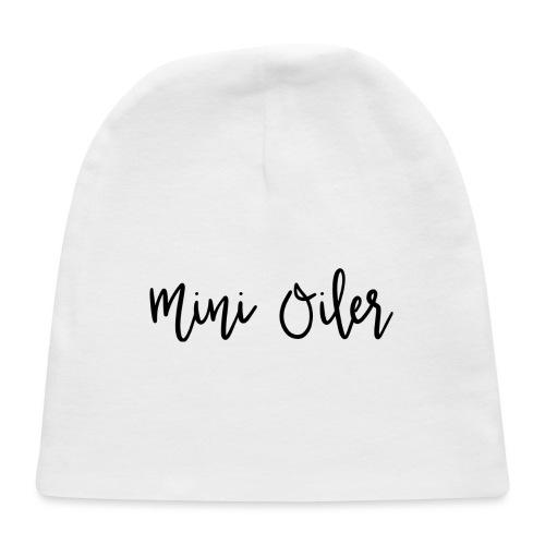 MiniOilerShirt - Baby Cap