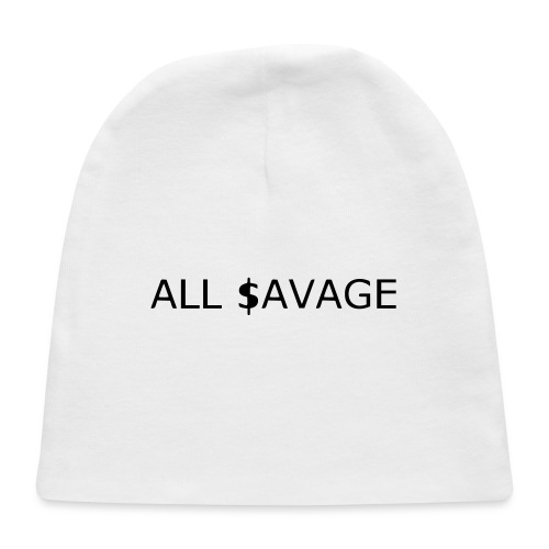 ALL $avage - Baby Cap